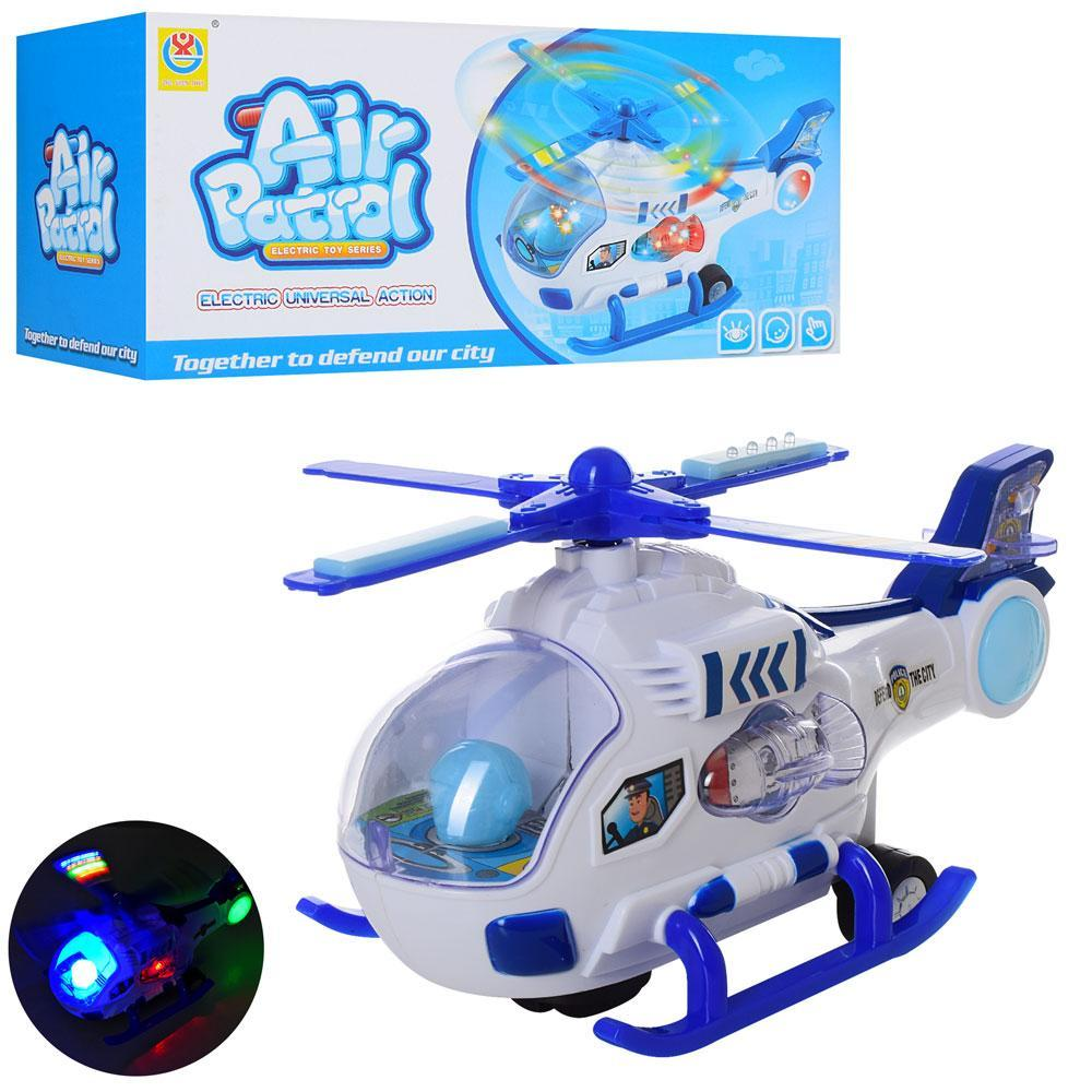 Вертолет на батарейке 27 см 2291