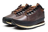 Мужские ботинки на меху New Balance 754 коричневые р.41 Акция -52%!