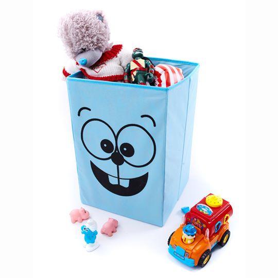 Ящик для хранения игрушек, 30 * 30 * 45 см, Зоопарк Заяц (без крышки)