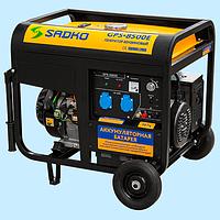 Генератор бензиновый SADKO GPS-8500E (7.0 кВт)