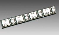 Низкие метал по 5 грм. полоса 60 грм