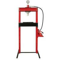 Пресс напольный гидравлический ручной 20000 кг