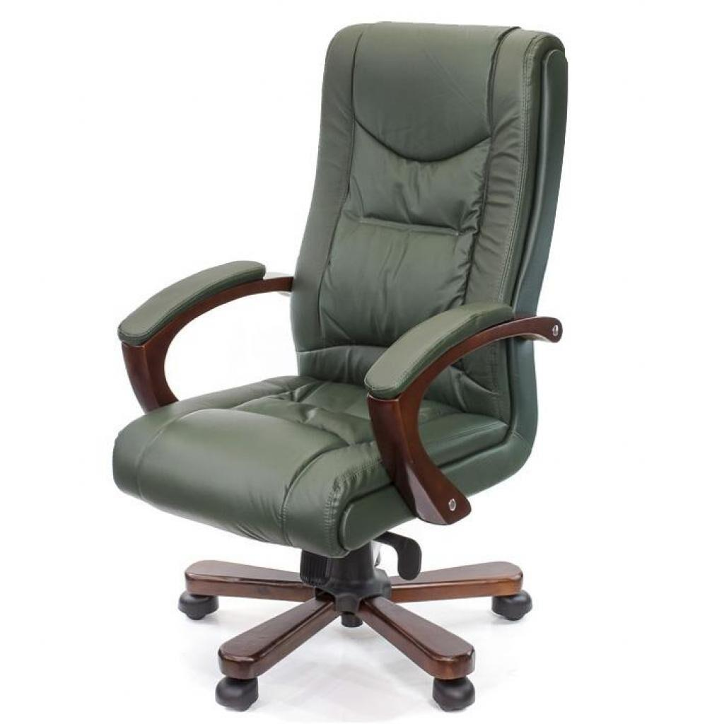 Офисное кресло АКЛАС Артур EX MB Зеленое (9640)