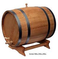 Бочка дубовая для вина, 100л.