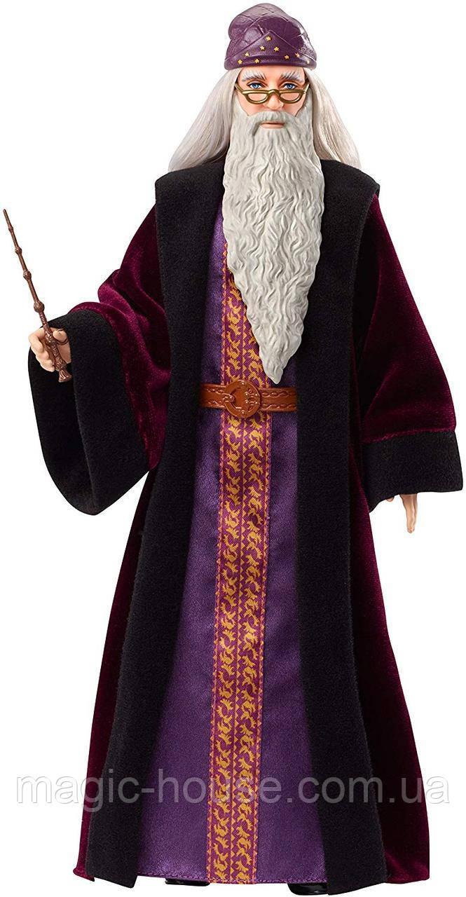 Кукла Harry Potter профессор Альбус Дамблдор Оригиналот компании MATTEL .