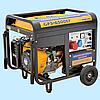 Генератор бензиновый трехфазный SADKO GPS-6500EF (5.0 кВт)
