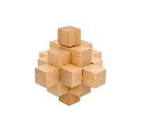 Деревянная игрушка Головоломка MD 2056 (Ананасовый узел MD 2056-8)