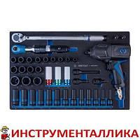 Набор инструмента ударного 41 предметов EVA ложемент 9-44805AMPV KingTony