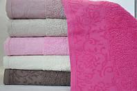 Набор 6 махровых полотенец Sweet Dreams M7 70х140 см банные Разноцветные psgSA-2603, КОД: 944284