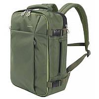 Рюкзак Tucano TUGO' M CABIN 15.6 green (BKTUG-M-V), фото 1