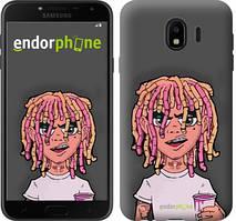 "Чехол на Samsung Galaxy J4 2018 Rapmen ""4567u-1487-27107"""