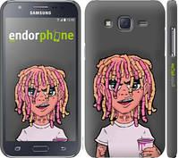 "Чехол на Samsung Galaxy J5 (2015) J500H Rapmen 700 рисунков! Чехол бампер на телефон самсунг смартфон 4567c-100-27107"""