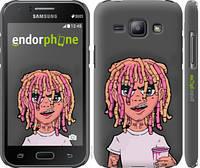 "Чехол на Samsung Galaxy J1 J100H Rapmen 700 рисунков! Чехол бампер на телефон самсунг смартфон 4567c-104-27107"""