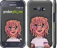 "Чехол на Samsung Galaxy J1 Ace J110H Rapmen 700 рисунков! Чехол бампер на телефон самсунг смартфон 4567c-215-27107"""