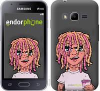"Чехол на Samsung Galaxy J1 Mini Prime J106 Rapmen 700 рисунков! Чехол бампер на телефон самсунг смартфон 4567u-632-27107"""