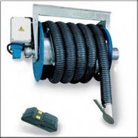 Filcar AMT-100/10 - Радиоуправляемая катушка для шланга 10 метров и диаметром 100 мм
