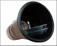 Filcar BGPC-75/140 - Наконечник для шланга 75 мм и диаметром наконечника 140 мм