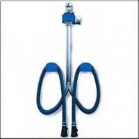 Filcar ARGON-2-75-3 - Двойная настенная вытяжка выхлопных газов со шлангом 3 метра