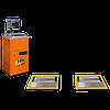 Тестер подвески для легковых автомобилей и фургонов. НРА Италия COMPACT PRO W ST-NX