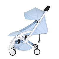 Прогулочная коляска YOYA CARE Wider Голубой, КОД: 125538