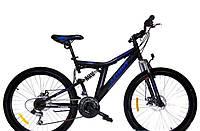 Детский горный велосипед 20 дюймов Blackmount Azimut Оранжевый Распродажа!
