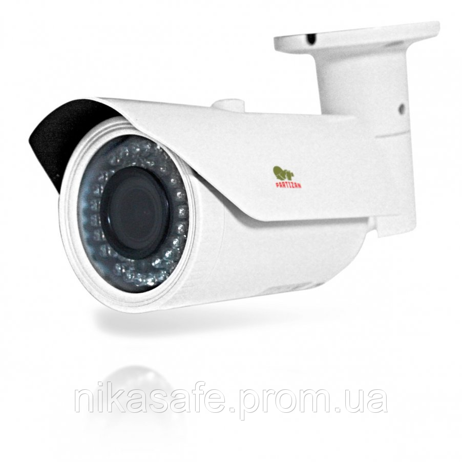 Наружная варифокальная корпусная AHD камера COD-VF4HQ SF FullHD v1.0