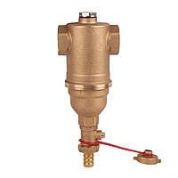 """Самопромывной фильтр для закрытых систем отопления и кондиционирования 1"""" ICMA745 (Италия)"""