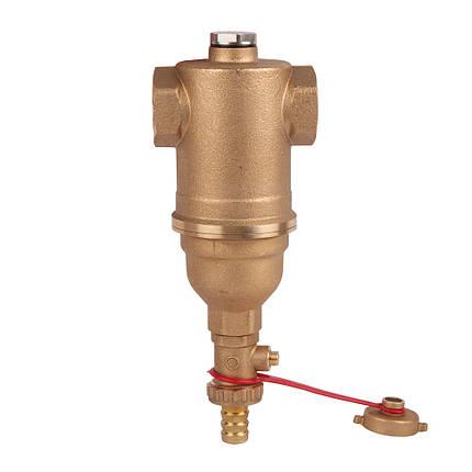 """Самопромывной фильтр для закрытых систем отопления и кондиционирования 1"""" ICMA745 (Италия), фото 2"""