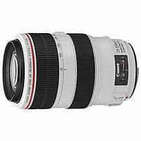 Объектив Canon EF 70-300mm f 4-5.6L IS USM Black White 4426B005, КОД: 1247463