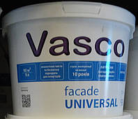 Краска Vasco Facade Universal фасадная и внутренняя, 9л.