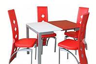 Стол стеклянный TOP-Дон 147 DT, фото 1