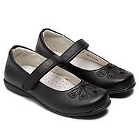 Классические школьные туфли Energjy для девочек, размер 28-36