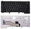 Клавиатура для ноутбука Dell Latitude E5420 E6220 E6230 E6320 E6420 E6430 E6620 (русская раскладка, тип 1)