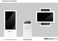 Digital signage.  Рекламные экраны для создания рекламной сети, для торговых залов