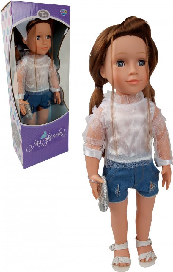 Кукла для девочки M 3924 (Тина) UA 48см