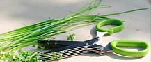 Ножницы кухонные для нарезки зелени, фото 2