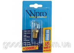 Лампа освещения к холодильнику Whirlpool 481281728338