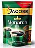 Кофе Jacobs monarch (растворимый эконом. упаковка) 205 г.