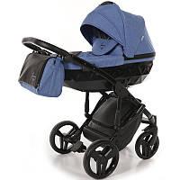 Детская коляска 2 в 1 Tako Junama Diamond 09 Синяя 13-JD09, КОД: 287223