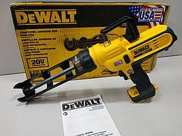 Пистолет для герметика Dewalt DCE560 20V Max 2-21''/min 10oz/300ml