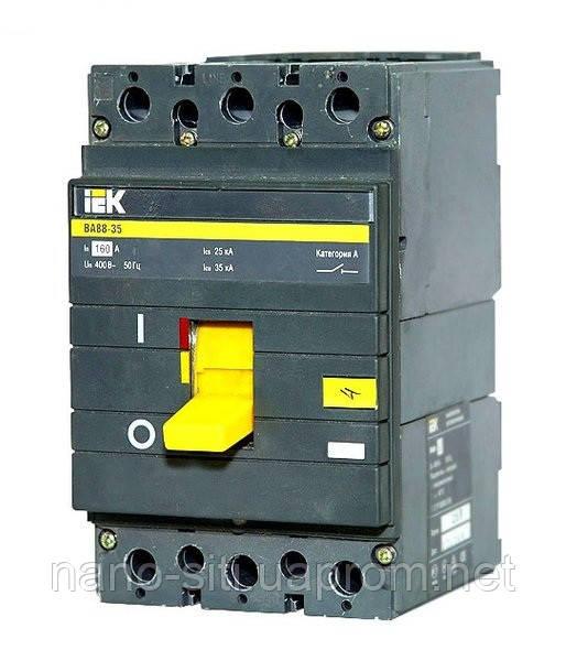 Силовые автоматические выключатели ВА 88