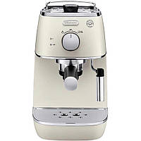 Рожковая кофеварка эспрессо Delonghi Distinta ECI 341.W 1050 Вт, фото 2
