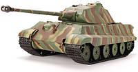 Танк Тигр с пневмопушкой и дымом на радиоуправлении! Радиоуправляемый стреляющий танк! Подарок для мальчика!