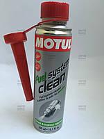 Очистка топливной системы (карбюратор/инжектор) FUEL SYSTEM CLEAN.Пр-во Motul.