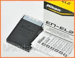 Акумулятор для фотоапаратів NIKON Coolpix 2500, Coolpix 3500, Coolpix SQ - EN-EL2