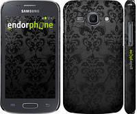 """Чехол на Samsung Galaxy Ace 3 Duos s7272 узор черный """"1612c-33"""""""