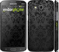 """Чехол на Samsung Galaxy Grand 2 G7102 узор черный """"1612c-41"""""""