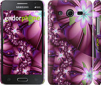 "Чехол на Samsung Galaxy Core 2 G355 Цветочная мозаика ""1961c-75"""
