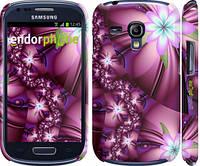 """Чехол на Samsung Galaxy S3 mini Цветочная мозаика """"1961c-31"""""""