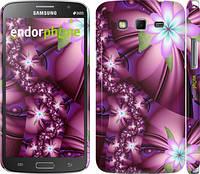 "Чехол на Samsung Galaxy Grand 2 G7102 Цветочная мозаика ""1961c-41"""